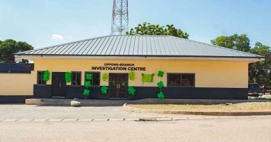 Zen Petroleum supports Ghana Police with expansion and renovation of Odorkor Divisional Police