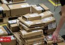 Amazon warehouse injuries '80% higher' than competitors, report claims