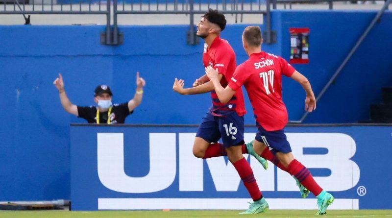 Dallas' Pepi, 18, breaks MLS hat trick age record