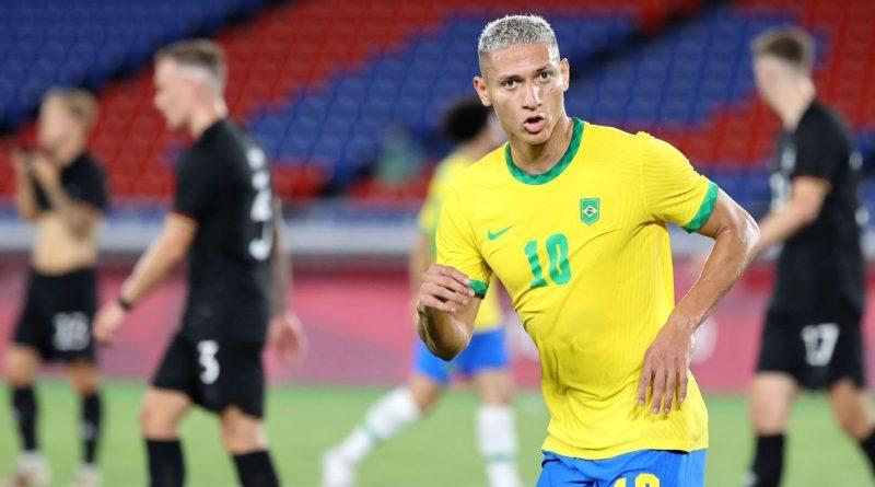 Follow LIVE: Brazil thrashing Germany at Olympics