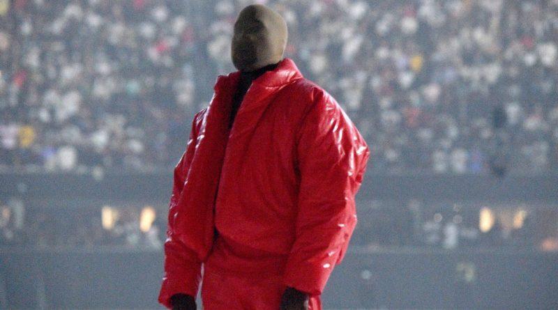 Goal Digger! Kanye watches game with Atlanta fans while finishing 'DONDA'