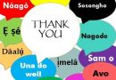 """How to Say """"Thank You"""" In Different Nigerian Languages – BuzzNigeria.com"""