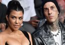 Kourtney Kardashian and Travis Barker Were Photographed Making Out in Santa Barbara