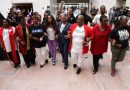 Rep. Joyce Beatty on Getting Arrested While Protesting Voter Suppression