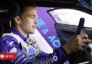 Team BRIT's Aaron Morgan: How hand controls help me race