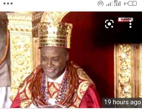 MAPLI salutes Olu of Warri on his coronation – Nigerian Observer