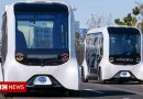 Tokyo 2020: Toyota restarts driverless vehicles after accident