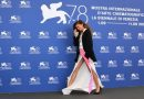 Zendaya Wore Three Breathtaking Dresses in Venice, Including a Nude Balmain Gown With a Thigh-High Leg Slit